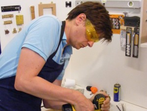 Workshop - DIY DEMONS